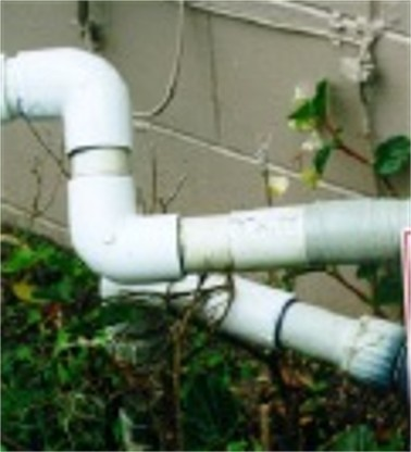 pvc pipe repair leak