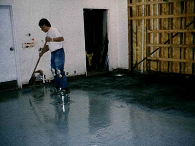 garage epoxy floor paint