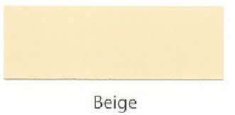 The beige is a creamy off yellow and the tan is khaki color). If .
