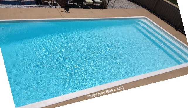 underwater swimming pool paint repair