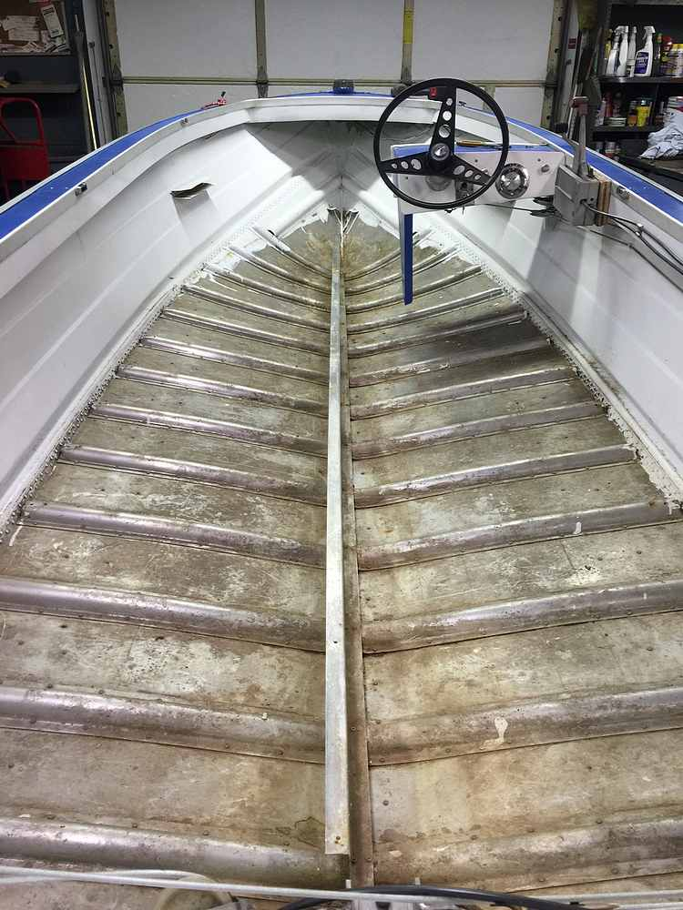 Aluminum Boat Floor Paint Flooring Ideas And Inspiration