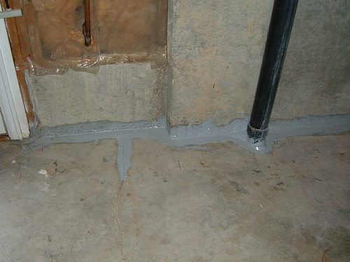 Superieur Epoxy Basement Leak Repair