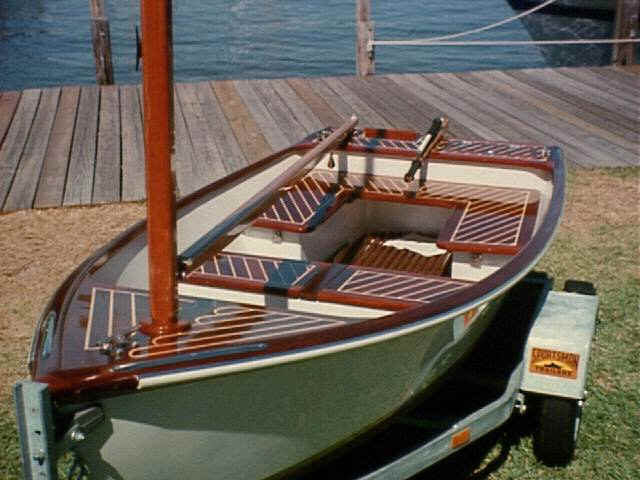 boat deck with spar varnish marne varnish